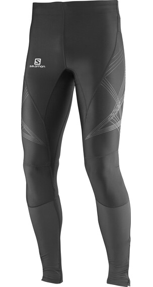 Salomon M's Intensity Long Tight Pant Black